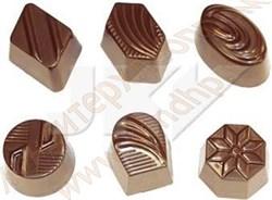 Формы поликарбонатные для отливки конфет - фото 4494