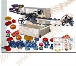 Автомат для завертки конусообразных мягких конфет KSS-7 - фото 4665