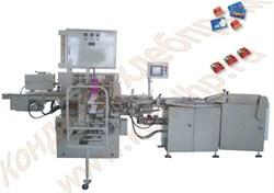 NNT-103 машина упаковки шоколадок в конверт - фото 4688