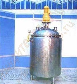 Реакторы для варки и выпаривания масс