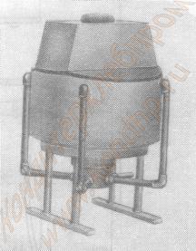 Машина для переработки хлебных отходов А2-ХПХ - фото 4840