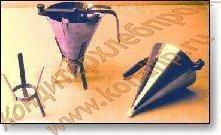 Дозировочная воронка для отливки мармелада,  помадки - фото 4870