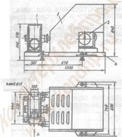 Дозатор опары марки  И8-ХТА-12-4 - фото 4872