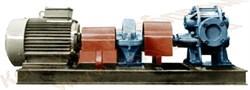 Насос шестеренчатый марки П6-ППВ - фото 4965