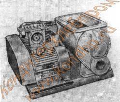 Питатель шлюзовый роторный марки М-122 - фото 4971