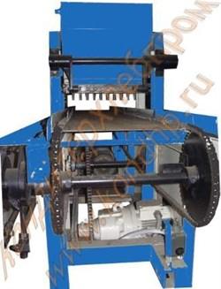 Отливочная машина ШОЛ-М-К для производства корпусов конфет в крахмал (одноголовочная) - фото 5062