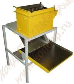 Трубчатый аппарат для приготовления полуцилиндрических мармеладных батонов для лимонных долек ТАМ-37 - фото 5069