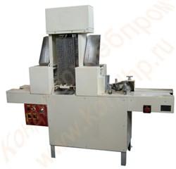 Полуавтомат для приготовления чебуреков, пельменей, вареников, пирожков и других изделий марка ОН -150 Б3 - фото 5136