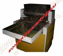 Машина для формования и укладывания тестовых заготовок пряников, печенья А2-ШФЗ на противень и А2-ШФЗ-01 на под печи - фото 5137