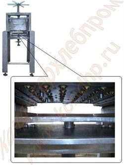 Машина формующая А2-ШОК для кремовых, сливочно-помадных, пралиновых и пластично-вязких конфетных масс - фото 5141