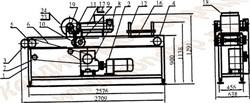 Машина ротационная для формования корпусов конфет - фото 5148