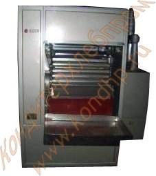Пирожковый автомат для формования и выпечки изделий с начинкой АЖП-3М - фото 5285