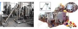 Система AWDMS500-1000 автоматического взвешивания, смешивания и растворения партии масс для отливки конфет - фото 5312