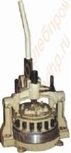 Тестоделитель ручной И8-ХРД - фото 5327