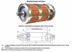 формующие роторы к машинам для производства сахарного печенья - фото 5355