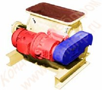 Питатель шлюзовый роторный А2-ХПШ - фото 5483