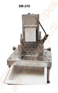 Машина для измельчения шоколадных блоков  SM-210 (Тайвань) - фото 5524