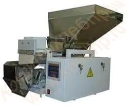 Дозатор весовой  для сыпучих и мелкоштучных  продуктов  ВД-3000-1-1 одноручьевый, одноканальный - фото 5527