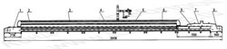 Печь кондитерская газовая тоннельная А2-ШБГ - фото 5536