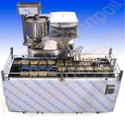 Линия для производства кексов с начинкой автоматическая  WALNUT - фото 5734