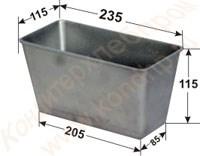 Формы литые алюминиевые хлебопекарные - фото 5741