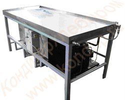Охлаждающий стол универсальный для различных кондитерских масс (мармелада, суфле, грильяжа) - фото 5780