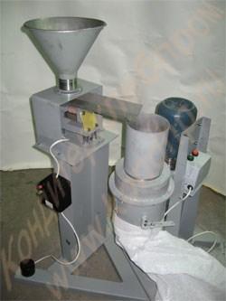 Измельчитель сухофруктов, вязких, волокнистых продуктов, шротов, жмыхов ИУ-2С (СВП)