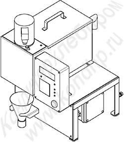 БАК ДОЗИРОВОЧНЫЙ для жидких компонентов марки БСД3 - фото 5894