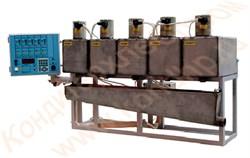 Станция дозирования жидких компонентов СДМ - фото 5899