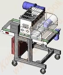 Машина для формования тестовых заготовок И8-ШФЗ - фото 5913