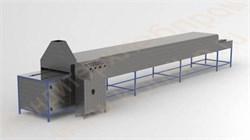 Печь кондитерская конвейерная - фото 5951