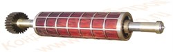 Формовочный барабан с одним рисунком для МФП-4 (870мм 600мм) - фото 5956