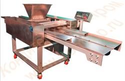 Машина для отливки мармелада, помадных, ликерных конфет в силиконовые формы ШОЛ-1М-С - фото 6019