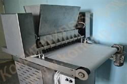 Дозатор и начинконаполнитель кондитерских изделий из различных видов теста,  8-ми рядный, автоматический - фото 6063