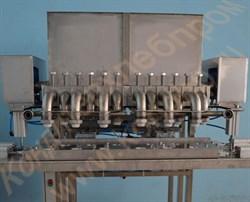 Машина шнеково-выпрессовывающая для производства густых кондитерских масс, сухофруктов, заварного и сырцового пряника  с начинкой или без - фото 6077