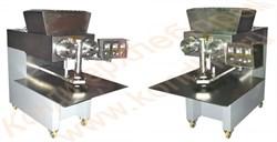 Машина для производства изделий с начинкой ЭФМ-200 - экструзионная - фото 6186