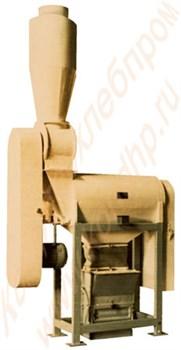 Просеиватель  муки шнековый марки Ш2-ХМ2-В - фото 6194