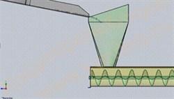 Транспортеры  шнековые,  винтовые:  наклонные и горизонтальные - фото 6208
