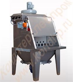 Растариватель мешков ручной (Н=900 мм) с фильтром и вентилятором - фото 6211