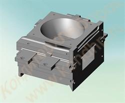 Внешний вид камеры тестовой в сборе к тестоделителю А2-ХПО/5. 02.010.СБ - фото 6237