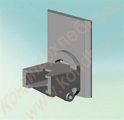 Внешний вид камеры дозировочной  в сборе к тестоделителю А2-ХПО/5. 02.070.СБ