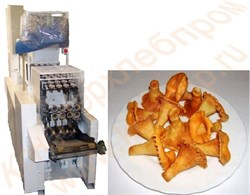 Машина кондитерская для изготовления печенья «Лисички» - фото 6255
