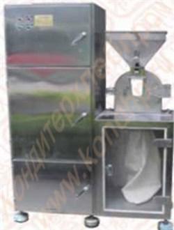 Универсальная мельница-дезинтегратор УМД-150/400/1000  с  вентиляционной установкой,  фильтром - циклоном - фото 6317