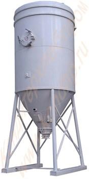 Бункеры (силосы) различного объема для сыпучих материалов - фото 6338
