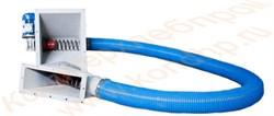 Гибкие транспортеры SP55; SP 75; SP 90;  SP125: загрузочно-разгрузочное устройство с мотор-редуктором 1,1/2,2 кВт и подшипниковым узлом из нержавеющей или углеродистой стали - фото 6360