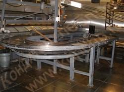 Циркуляционный стол дисковый, овальный с приводом марки ЦСД-2500 и ЦСД -3600 - фото 6378