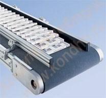 Транспортерные ленты из фетра черного или белого цвета - фото 6410
