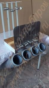 Устройство ручной струнной резки монолита сливочного масла на порции и бруски - фото 6599