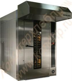 Печи хлебопекарные с газовым, жидкотопливным и электрическим обогревом, ротационные, сборные «РОТОР АГРО» моделей 202, 302 - фото 6630