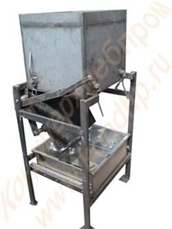 Трубчатый аппарат для приготовления полуцилиндрических мармеладных батонов для лимонных долек ТАМ-56 - фото 6654